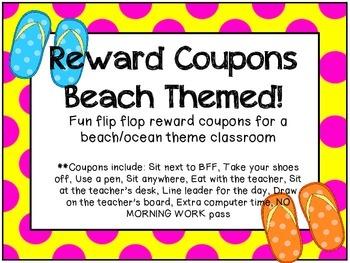 FLIP FLOP REWARD COUPONS