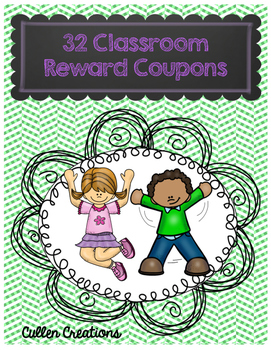 Reward Coupons/Behavior Coupon Rewards