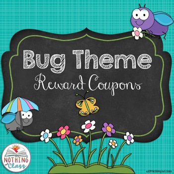 Reward Coupons Bug Theme