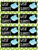 Reward Coupons Chalkboard Theme