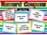 Reward Coupons EDITABLE