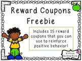 Reward Coupons FREEBIE