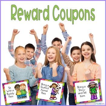 Reward Coupons FREEBIE!!