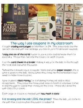 Reward Coupons--Growing Bundle FREE updates!