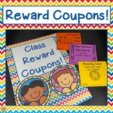 Reward Coupons - Over 60 different FREE rewards for your kids!