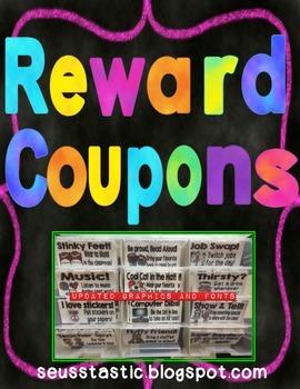 Reward Coupons Set 1 Site License
