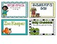 Reward Coupons and Classroom Store Labels