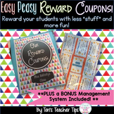 Reward Coupons {and Management System!}