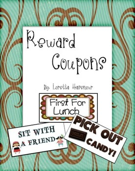 Reward Coupons for All Ages