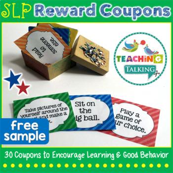 SLP Reward Coupons