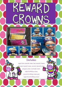 Reward Crowns - Pack