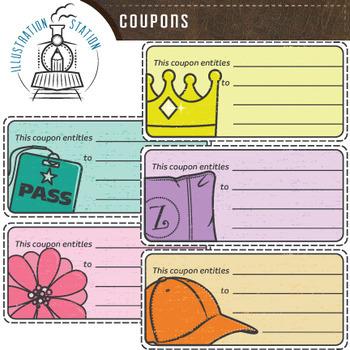 Reward/Gift Coupons