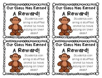 Reward Home Notes