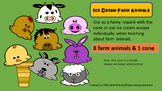Reward Incentive  Farm Animals Ice Cream (VIPKID & other online teaching)