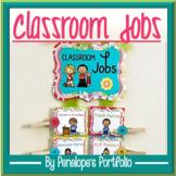 Classroom Jobs - Classroom Helpers