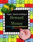 English, Spanish and Dual Language Reward Money.