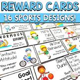 Reward Tags Sports