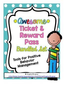 Reward Passes/Awesome Ticket BUNDLE