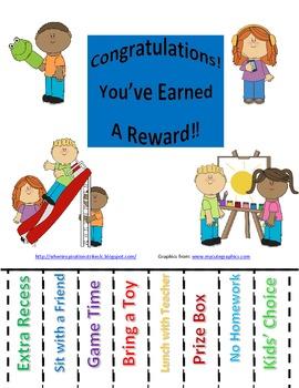 Reward Poster Tear-offs