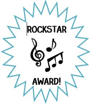 Reward - Rockstar Award