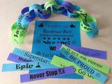 Reward Slips for Motivational Paper Chain
