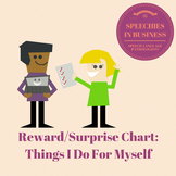 Reward/Surprise Chart: Things I do for myself