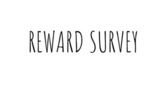 Reward Survey
