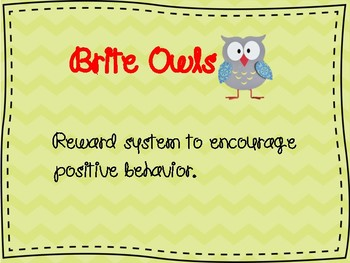 Reward System - #TeachersLoveTeachers