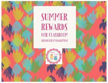 Reward System - Behavior Management #TeachersLoveTeachers