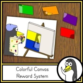 VIPKID Reward System - Colorful Canvas