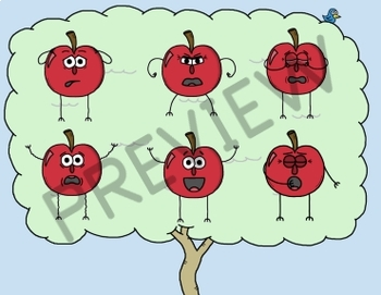 Reward System - Emotional Apples (VIPKID & Online Teaching)