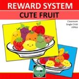 Reward System Fruit Whole Class Single Student VIPKid Rewards Cute Fruit Rewards