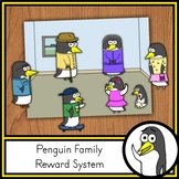 VIPKID Reward System - Penguin Family