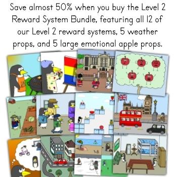 VIPKID Reward System - Penguin Seasons Puzzle