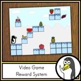 VIPKID Reward System - Penguin Video Game