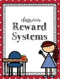 Reward System / Points System PACK for classrooms and VIPK