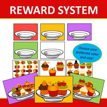 Reward System Thanksgiving Whole Class Single Student VIPKid Rewards Incentives