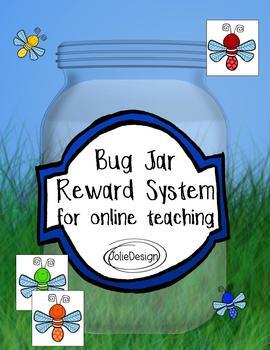 Reward Systems for Online Teaching (VIPKID) Bug Jar Theme