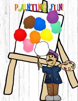 Reward Systems for Online Teaching (VIPKID) Painting / Artist Theme