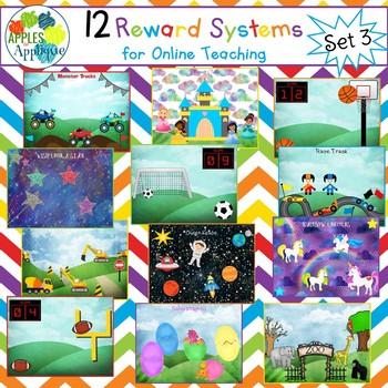 Rewards for Online ESL Teaching SET 3