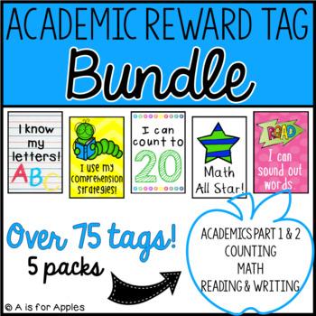 Reward Tags: Academic Bundle