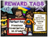 Reward Tags For Little Learners