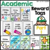 Reward Tags for Academics (Part 1)