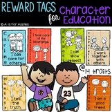 Reward Tags for Character Education