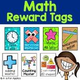 Reward Tags for Math