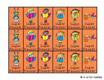 Reward Tags for Reading and Writing