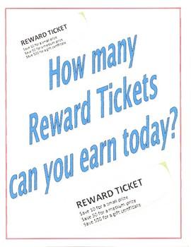 Reward Ticket System