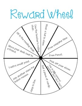 Reward Wheel