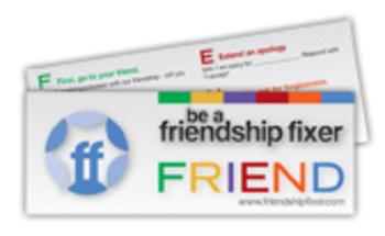 Reward box items, friendship fixer reward items