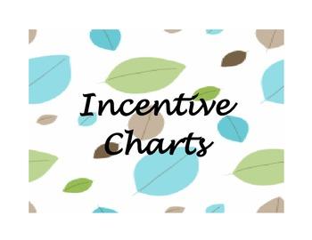 Reward/Incentive Chart OR Tracking Progress
